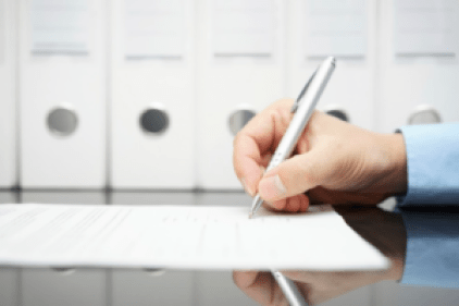 Splitting property in a divorce