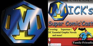 Micks Super Comic Cast