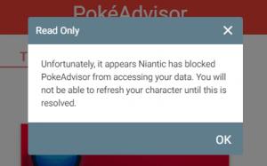 PokeAdvisorBlocked