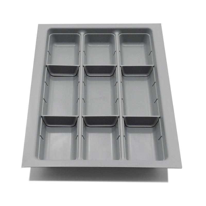 Cubertero Modular Inyeccin Gris Cajon Blum  economico y