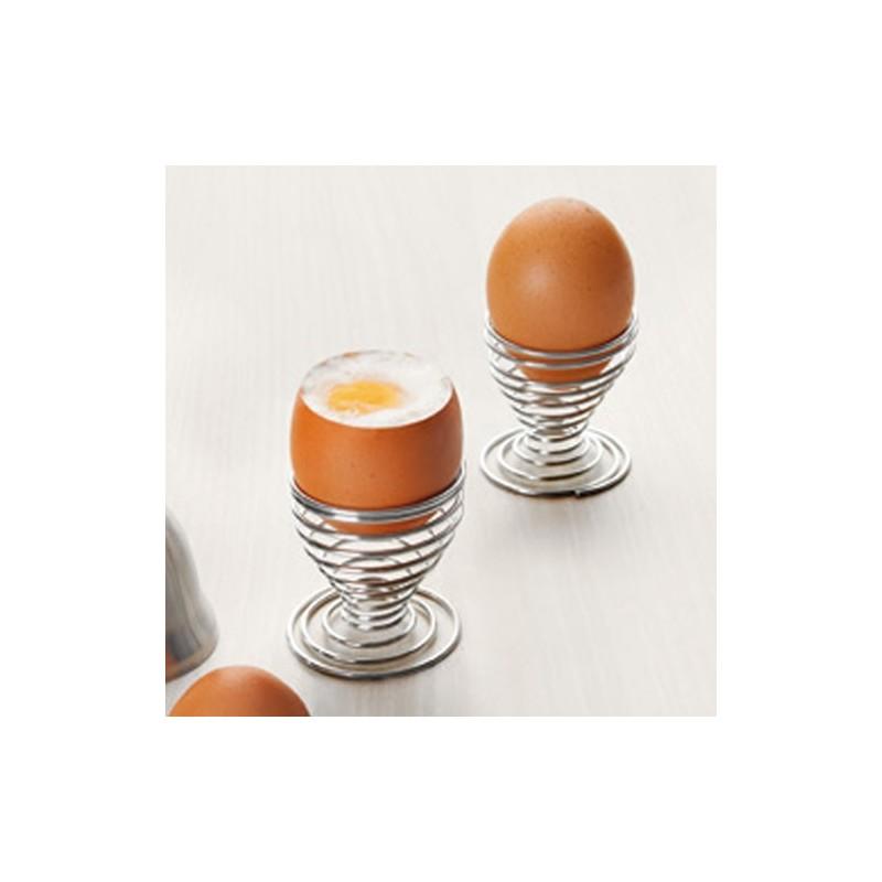 Soporte para Huevos Ovum de Acero Inoxidable 1810