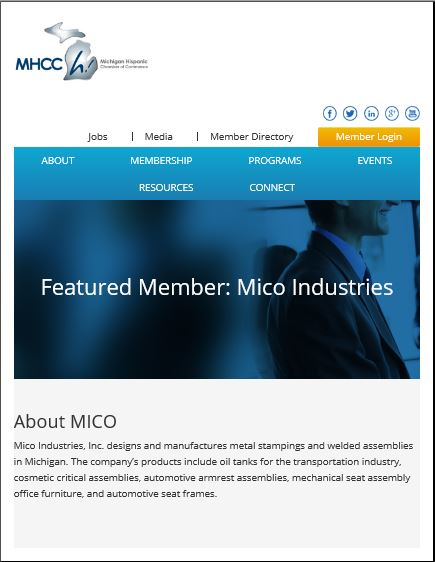 Mico Article 1