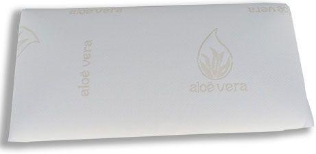 Pack de 2 Almohadas viscolastica viscoelastica 100% bloque sólido