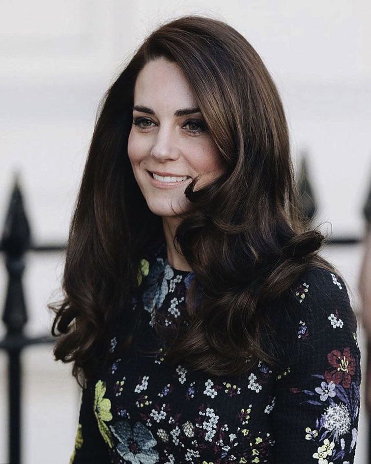 Portrait von Kate Middleton