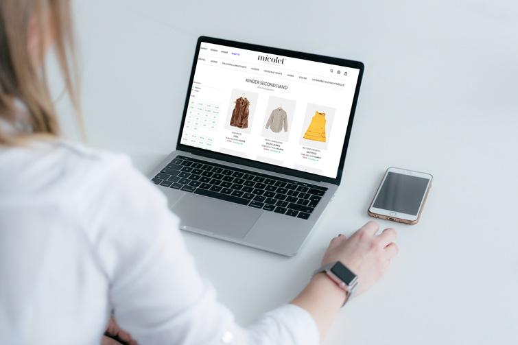 Kinder Second Hand Online Shop