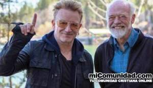 Bono, de U2, lanza un filme sobre los Salmos