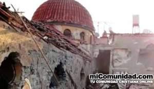 Estado Islámico mata cristianos y destruye iglesias en Mosul