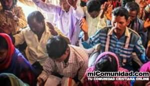 Hombre curado de enfermedad mental gana cientos para Cristo