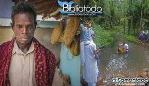 India. Enfermo mental es sanado por el Espiritu Santo y miles comienzan a convertirse a Cristo