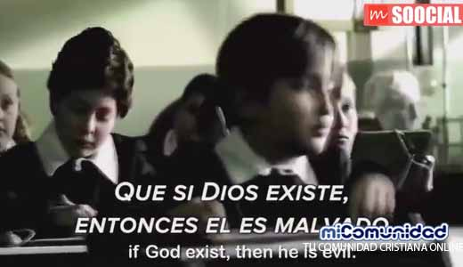 Si Dios existe por que hay tanta maldad?