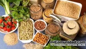 Alimentos que te ayudan a aumentar los gluteos y piernas
