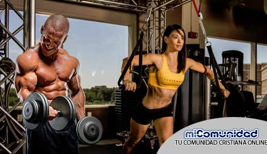 Crea músculo en 12 semanas
