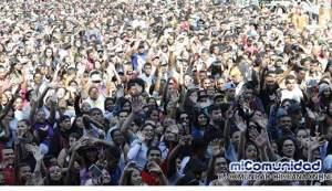 """""""Marcha para Jesús"""" y desfile gay abarrotan Sao Paulo"""