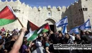 """Paz entre Israel y Palestina está """"más distante que nunca"""""""