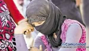 """""""Perdónalos"""", pidió niña quemada viva por el Estado Islámico"""