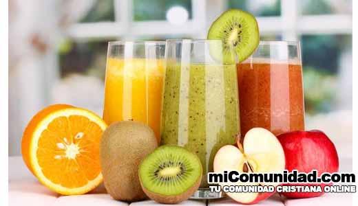 9 jugos depurativos para limpiar el organismo