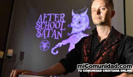 Niños tienen aulas de satanismo en escuelas públicas de EEUU