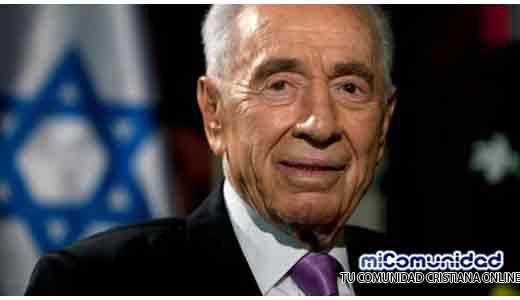 Israel: Ex-presidente Peres sufre derrame cerebral