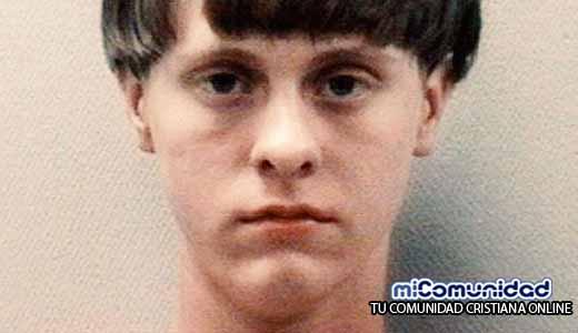 Declaran culpable a Dylann Roof por masacre en Charleston
