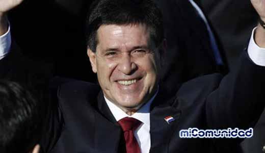 Evangélicos paraguayos piden orar por presidente Horacio Cartes y su gobierno
