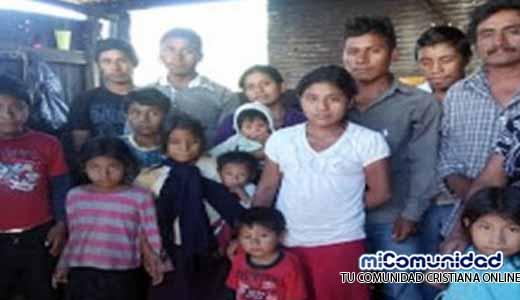 850 personas son perseguidas por ser evangélicas en Chiapas