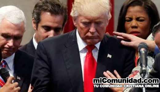 Donald Trump tiene un equipo de intercesores en su gobierno