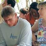 VIDEO: Iglesia alumbra en medio de la oscuridad de isla de Saint John