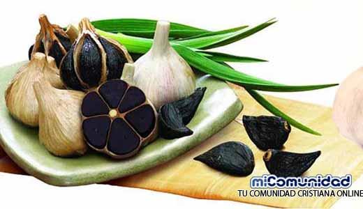 El Ajo Negro y Sus Excelentes Propiedades Medicinales