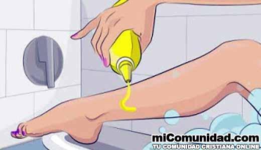 Esta mujer echa mostaza en su bañera cuando veas por que vas a hacer lo mismo