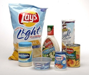 Productos De Dietas (Light)