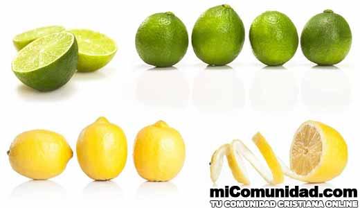 Esto es lo que no se sabía nada de limas y limones, ESTO ES INCREÍBLE