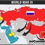 """China advierte al Mundo: """"La Guerra podría estallar en cualquier momento"""""""