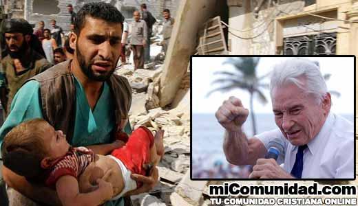 Conozca la Profecía que dio Yiye Ávila acerca de lo que acontecerá en Siria