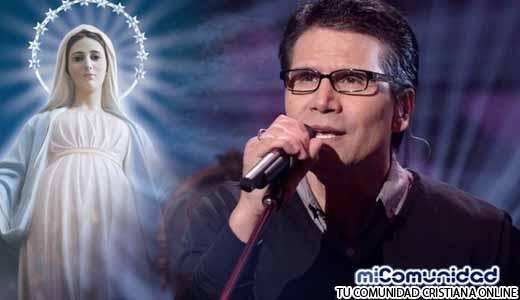 Jesús Adrian Romero compone Canción para que Católicos Adoren a la Virgen María