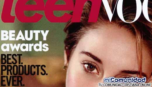 """Denuncian a la Revista """"Teen Vogue"""" de hacer Pacto con el Diablo"""