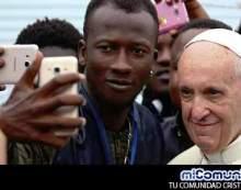 """Papa Francisco dice que inmigrantes y refugiados los Musulmanes son los """"Guerreros de la Esparanza"""""""