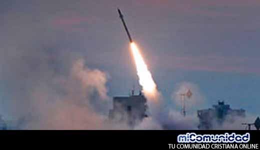 Terrorismo anti-judío. Israel es atacado con misiles del Estado Islámico, pero no sufre ningún daño