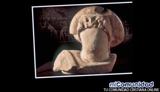Estatua de José en Egipto comprueba el éxodo judío