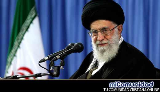 """Lider Islámico Iraní convoca a todo el mundo Musulmán para """"Destruir Israel"""""""