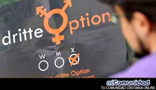 """¿Tendencia Mundial? Alemania 'crea' un tercer sexo como """"Intersexual"""""""