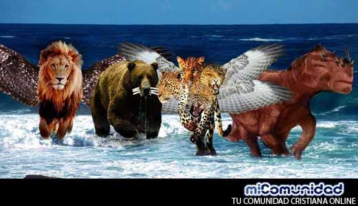Teólogo explica sobre la doctrina de las 4 bestias de Daniel, el Anticristo y el Apocalipsis