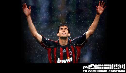 Deportes: Kaká anuncia su retiro y agradece a Dios