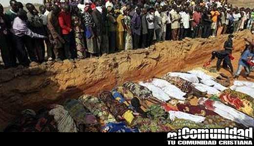 16 mil cristianos murieron por los yihadistas en Nigeria en los últimos años