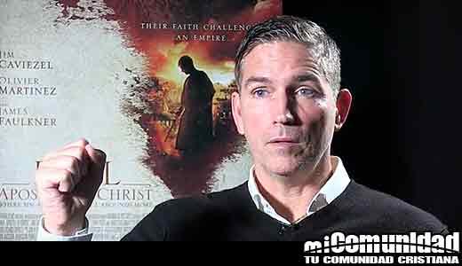 Jim Caviezel trabaja en películas cristianas para 'llevar la mayoría de las almas a Cristo' por mensaje desgarrador de Dios