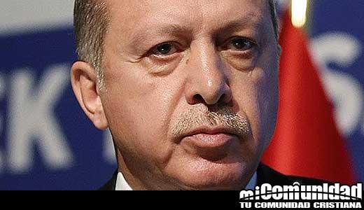Visión de Erdogan: Unir un 'Ejército Islámico' para destruir Israel en 10 días