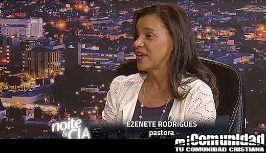 """""""Oí una voz: Yo soy vida, te doy vida"""", cuenta Ezenete Rodrigues, que salió del coma después de ver a Dios"""