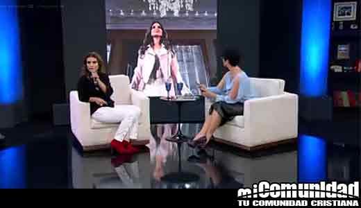 """""""No estoy de acuerdo con las prácticas"""", dice Aline Barros sobre homosexualidad"""