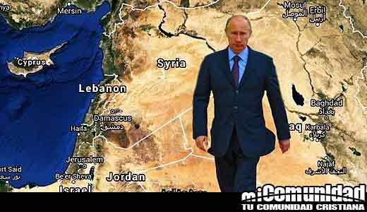 Gog, Magog, Rusia, Siria y los tiempos finales bíblicos