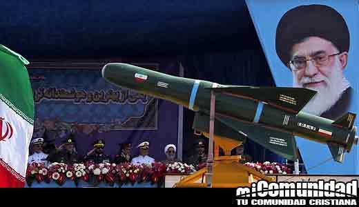 Guardia Revolucionaria de Irán amenaza a Israel: 'Dedo está en el gatillo, misiles listos para su lanzamiento'