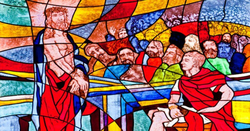 Encuentran anillo que relaciona a Jesús con Pilato
